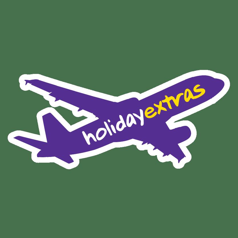 Holiday Extras Airplane Logo