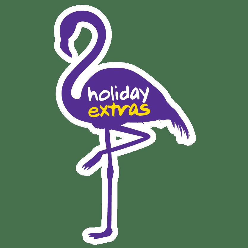 Holiday Extras Flamingo Logo