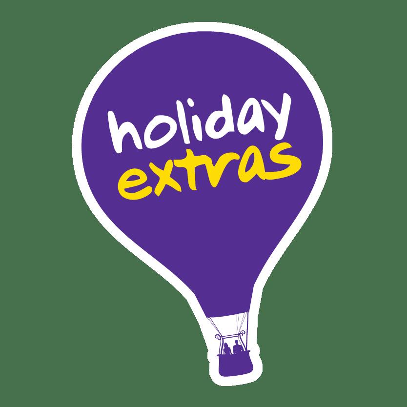 Holiday Extras Hot Air Balloon Logo