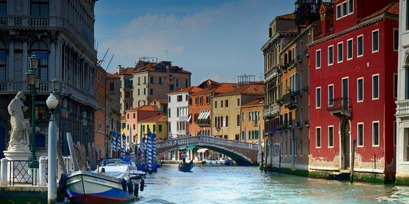 Venetian Canal One
