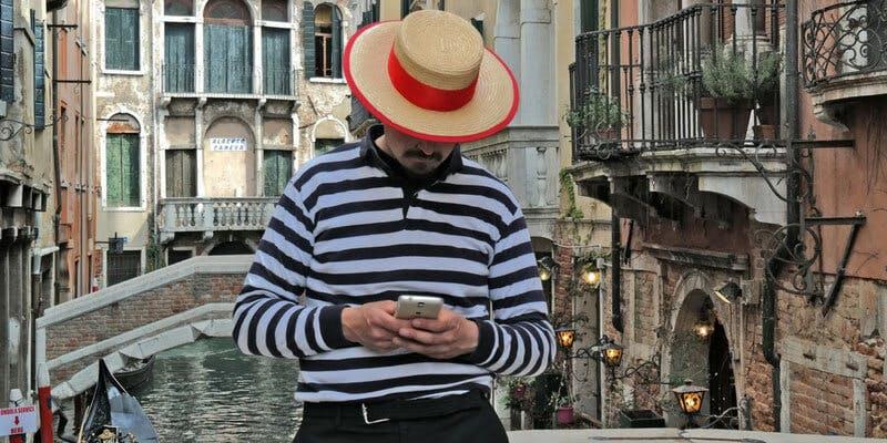 WIFI in Venice