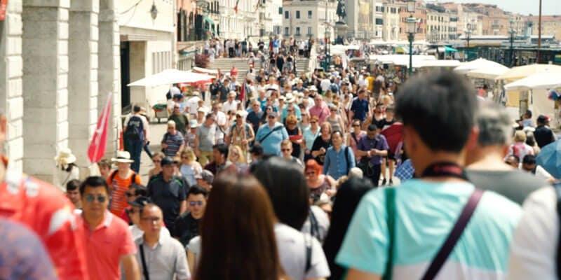 Venice queue
