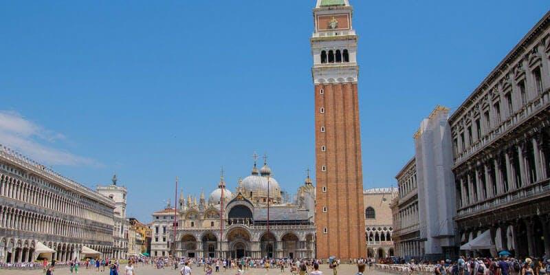 Venice tourist trap