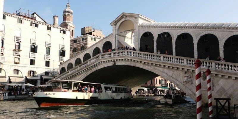 Venetian vaporetto two