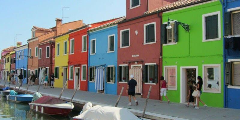 Venice walking