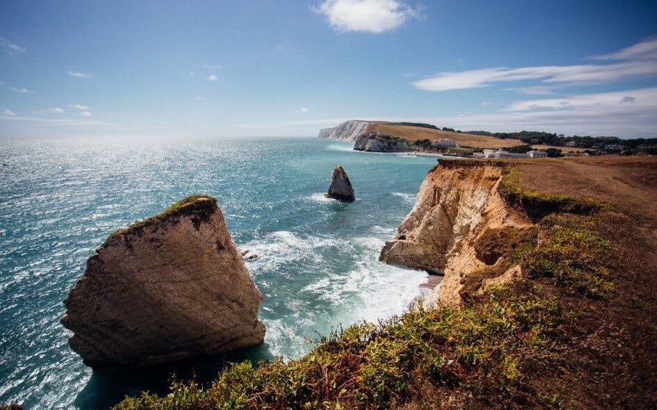 Best UK Islands - Isle of Wight