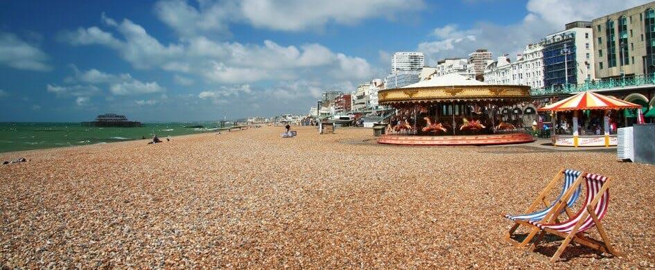 UK Budget Holidays - Brighton