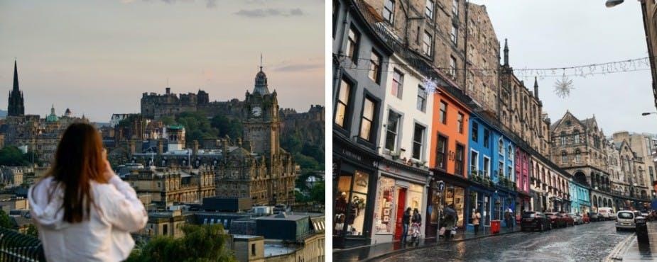 Cheap City Breaks UK - Edinburgh