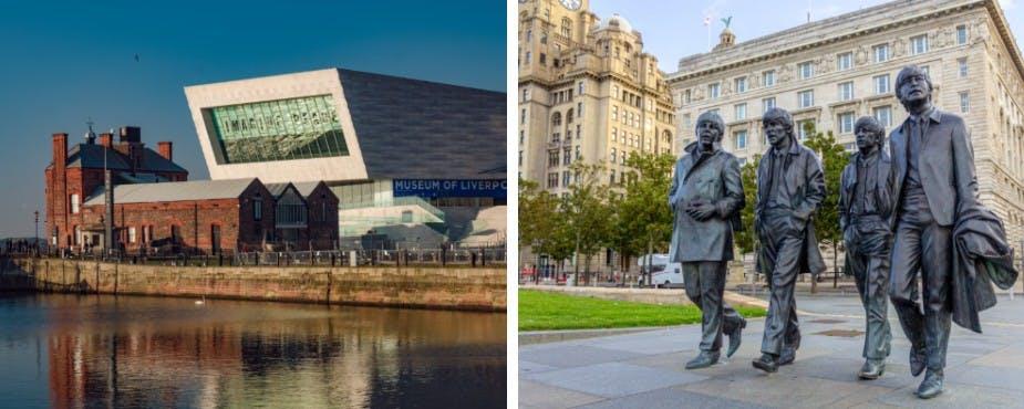 Cheap City Breaks UK - Liverpool