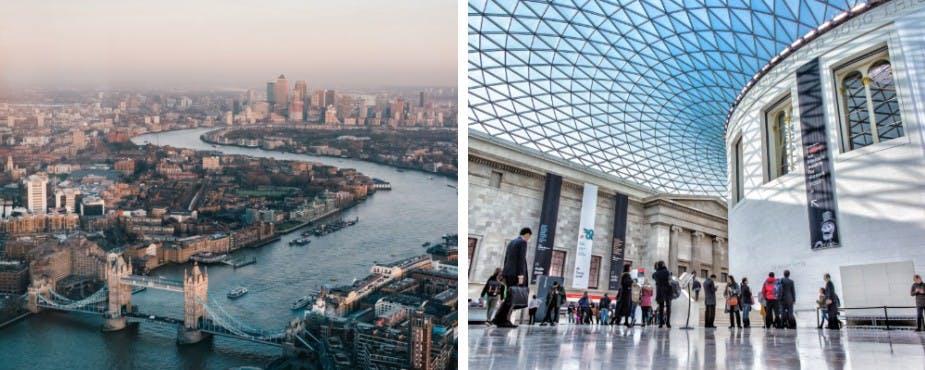 Cheap City Breaks UK - London