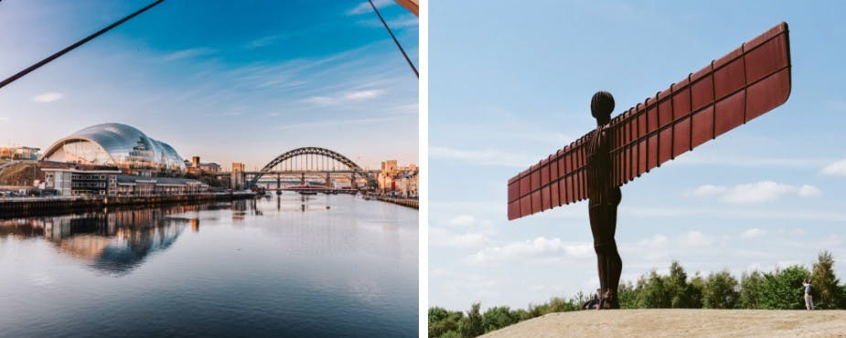 Cheap City Breaks UK - Newcastle