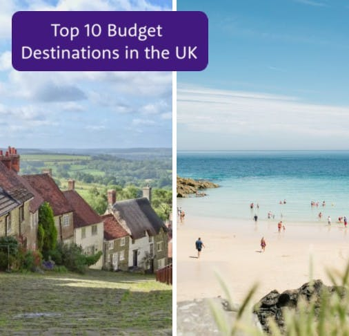 Top 10 Budget Destinations in the UK