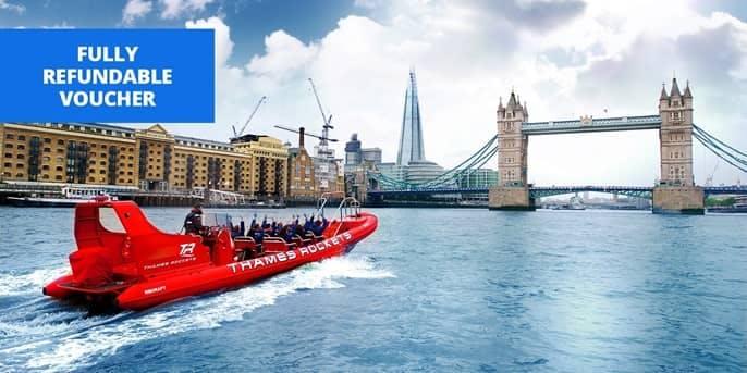 Thames Rocket - London
