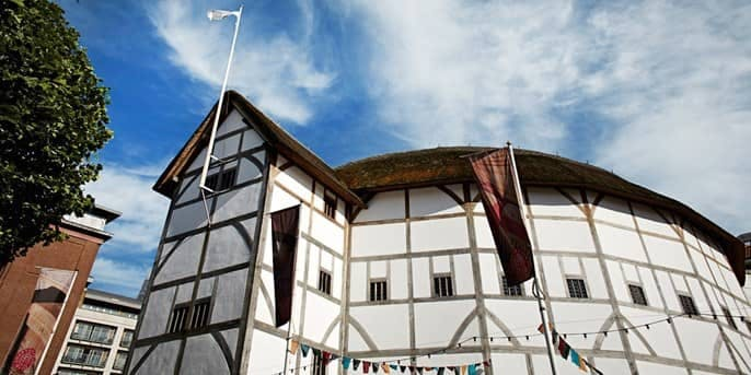 Shakespeare's Globe Theatre Tour Days Out in London Deal