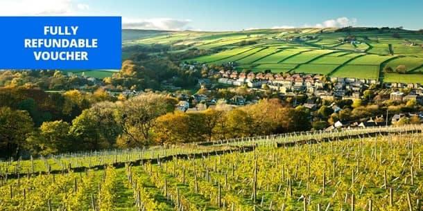 Yorkshire Holmfirth Vineyard