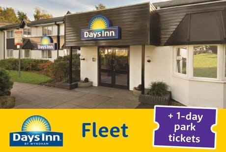 Days Inn Fleet Exterior