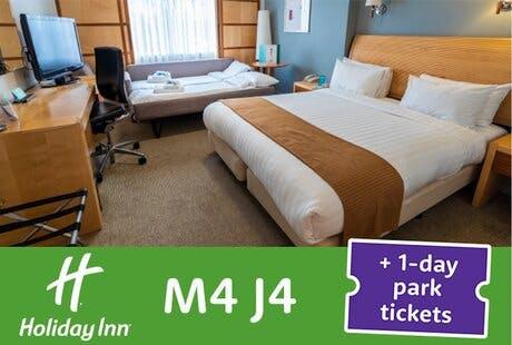 Holiday Inn Heathrow M4 J4 Family Room