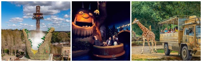 Collage of Photographs of Chessington