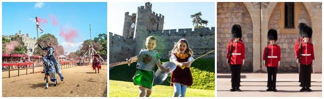 UK Castle Breaks