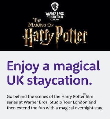 Hotels Near Harry Potter World