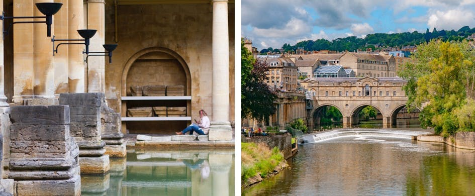 UK Holidays - Bath