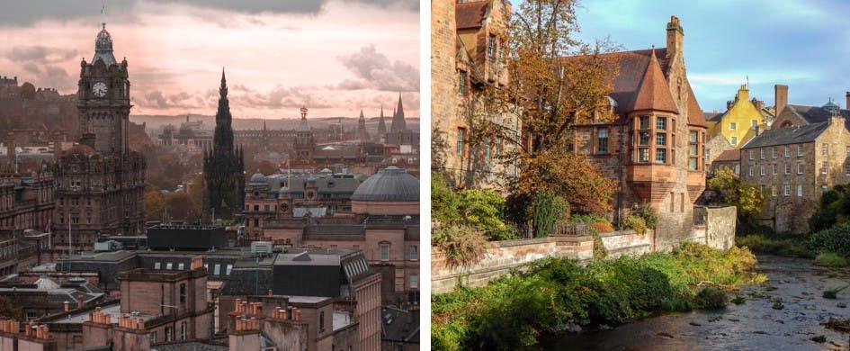 UK Holidays - Edinburgh