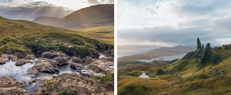 Short Breaks UK - Isle of Skye