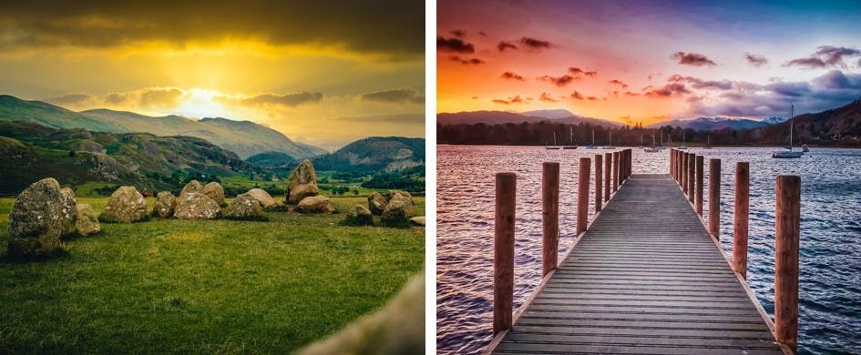 Short Breaks UK - Lake District