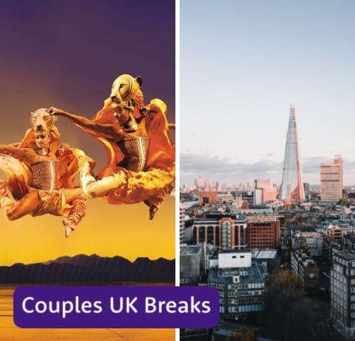Couple Breaks in the UK