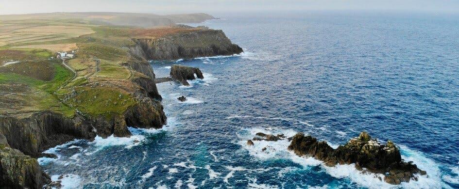 Cornwall - Top UK Holiday Destinations