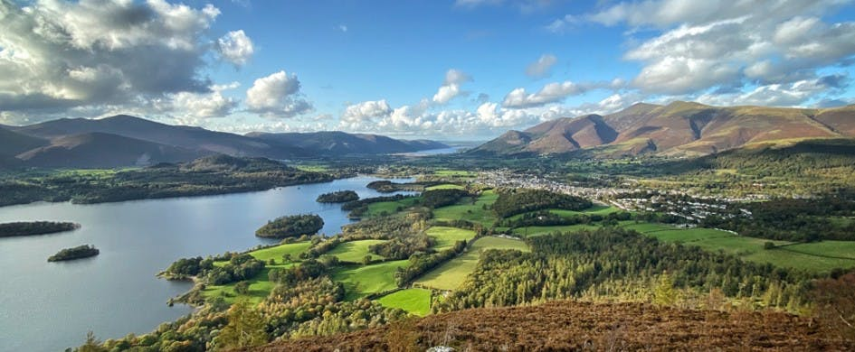 Lake District - Top UK Holiday Destinations