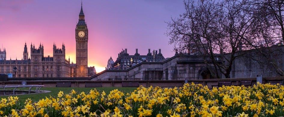 London - Top UK Holiday Destinations