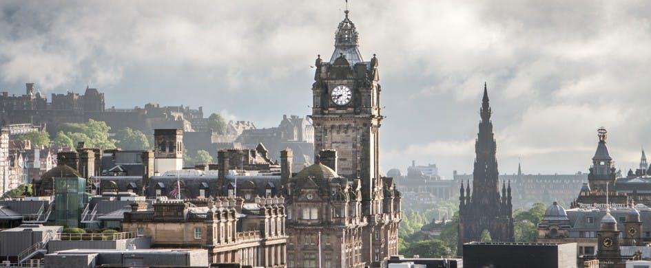 Edinburgh - Weekend Breaks UK