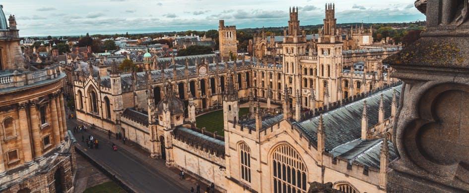 Oxford - Weekend Breaks UK