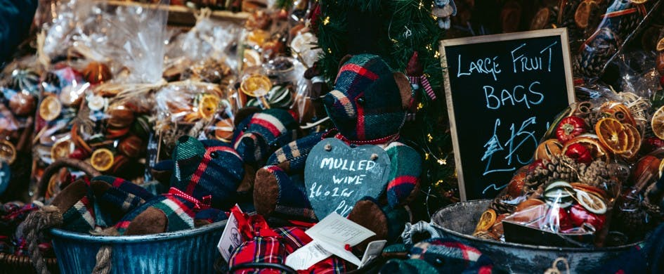 Edinburgh - UK Christmas Market