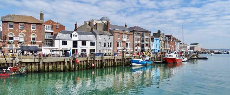 Weymouth - UK Coastal Towns
