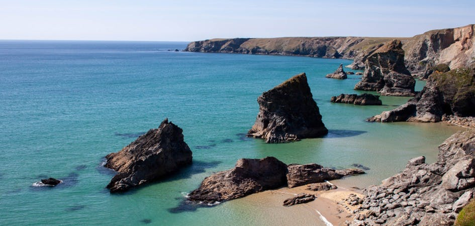 Cornwall - Top 5 UK Staycation Ideas