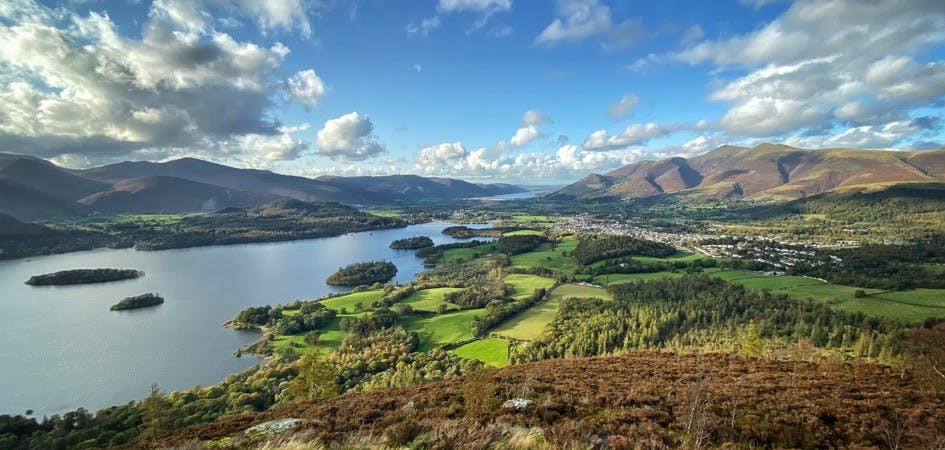 Lake District - Top 5 UK Staycation Ideas