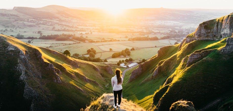 Peak District - Top 5 UK Staycation Ideas