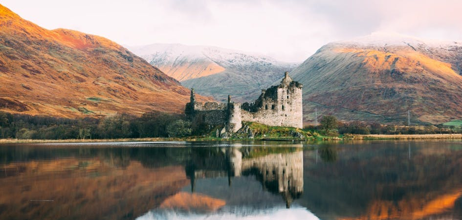 Scottish Highlands - Top 5 UK Staycation Ideas