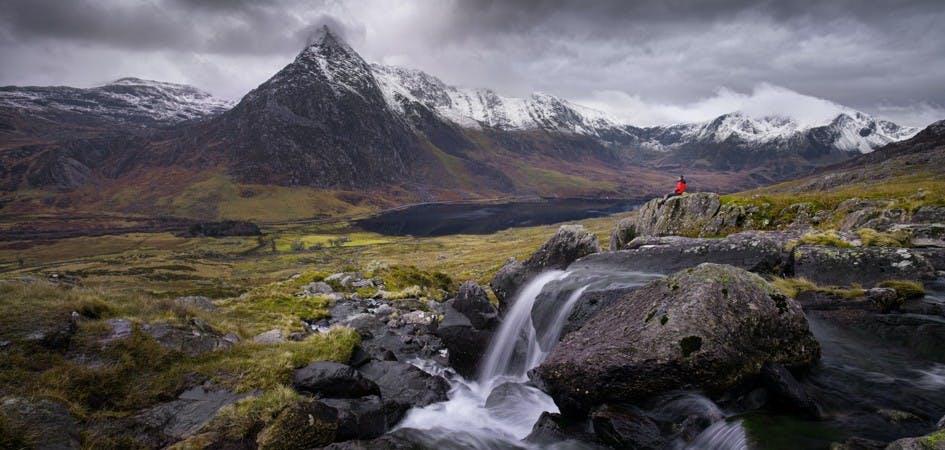 Snowdonia- Top 5 UK Staycation Ideas