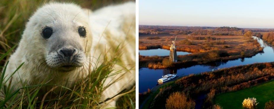 Winter Breaks UK - North Norfolk Coast
