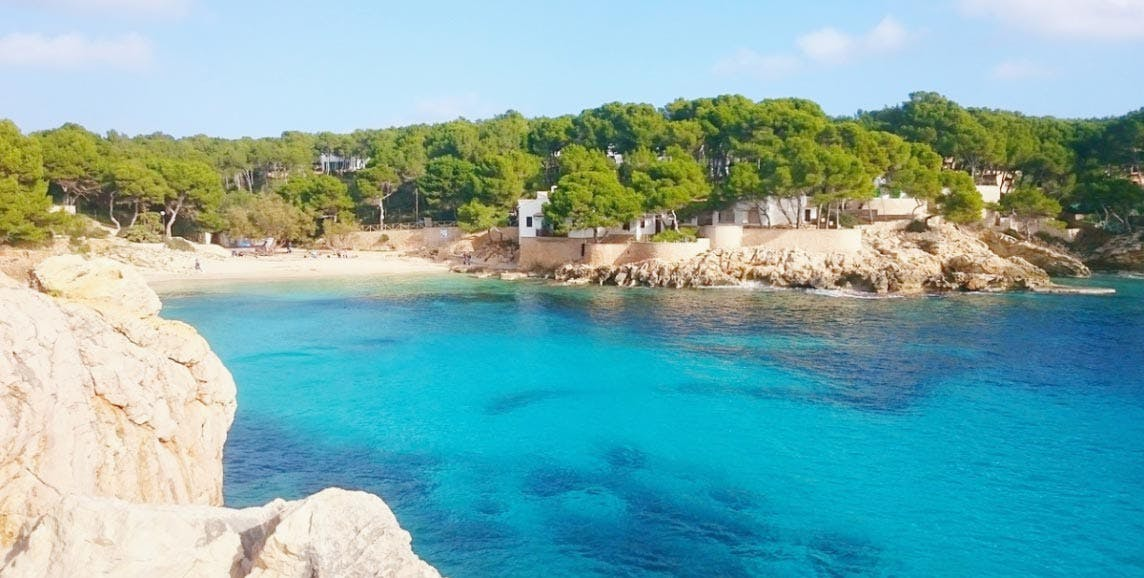 Mallorca vista