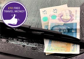 Holiday Extras Travel Money Cashback Deal