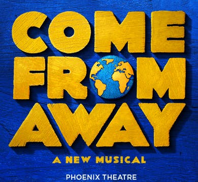 Come From Away Banner