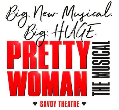 Pretty Woman Musical Banner