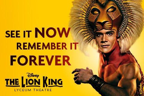 The Lion King Theatre Show