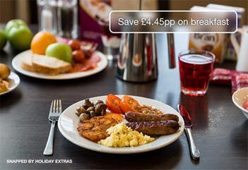 Gatwick Hotels Meal Deals