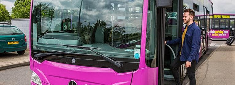 Gatwick airport hotels with Park and Ride parking