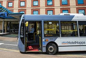 Heathrow Hoppa Guide